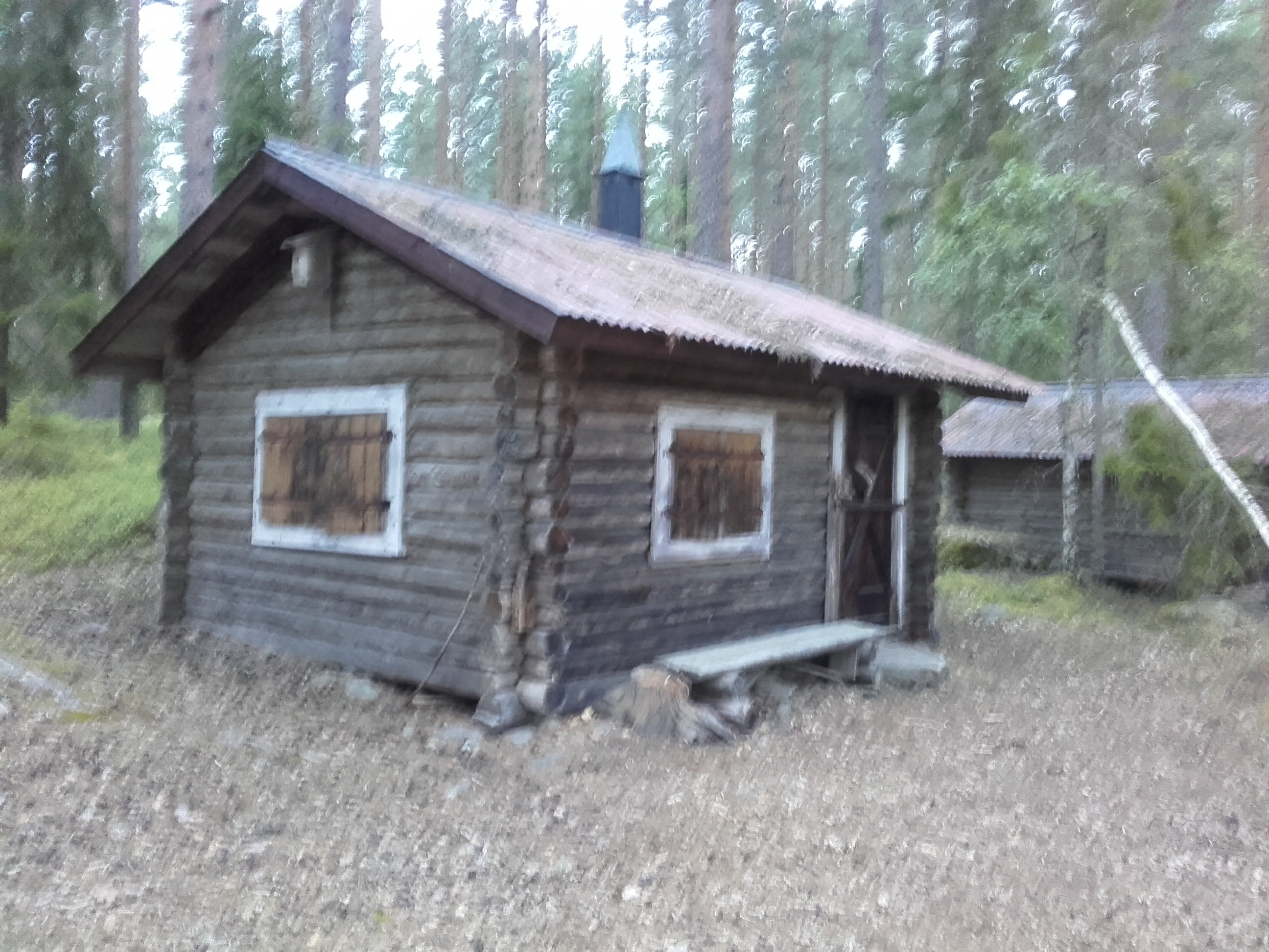 Timmerhuset på timmerhusberget