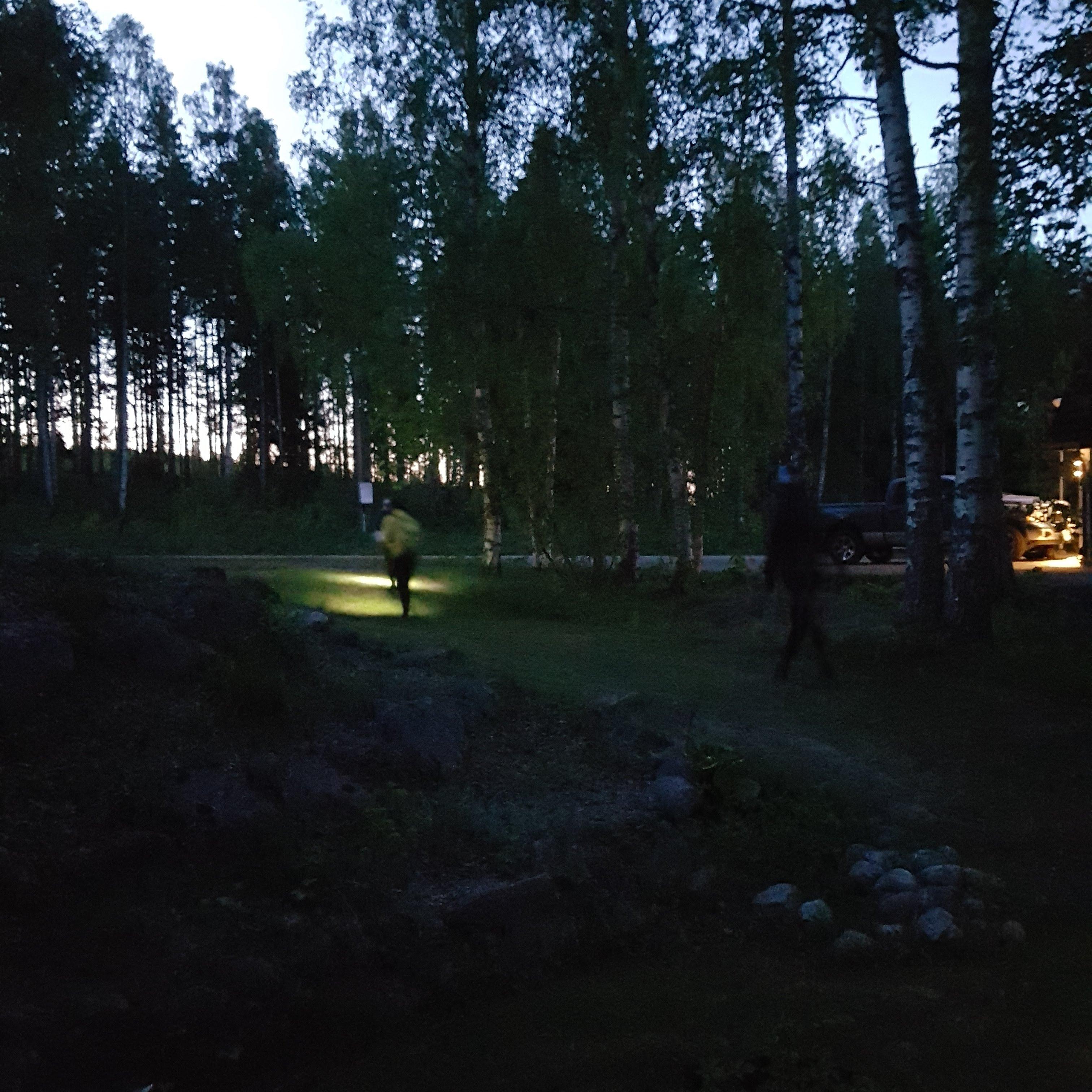 Ut på långa trekkingen HEX 2018